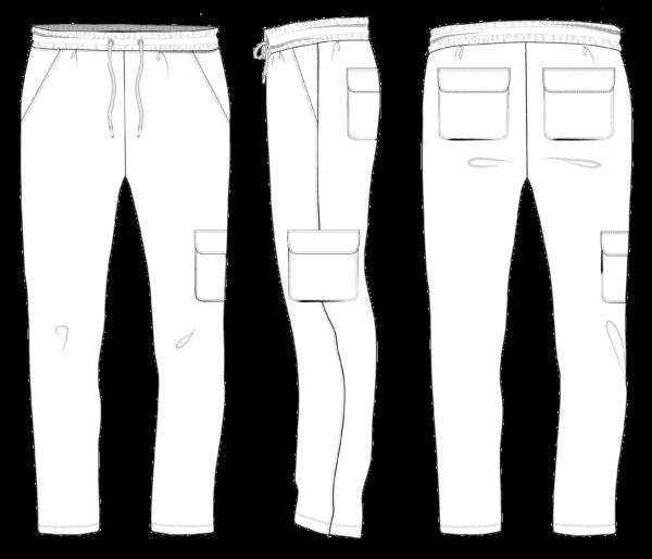 брюки_универсальные_Shirr-line