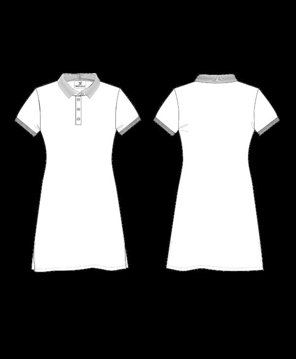 платье_поло