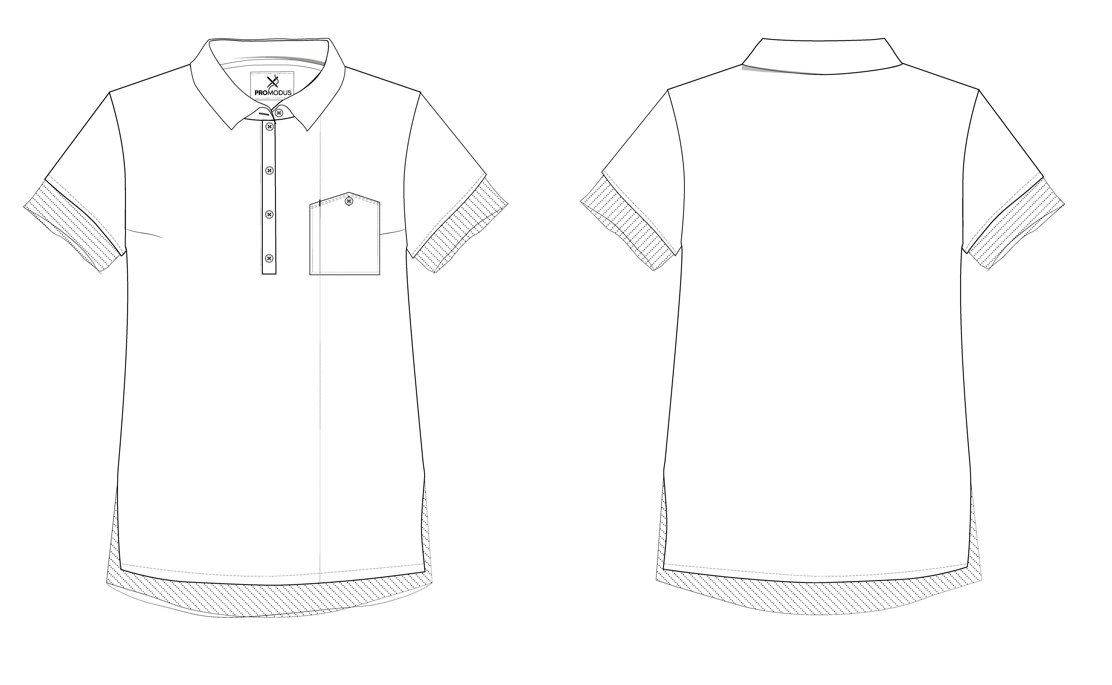 Рубашка женская Integrate