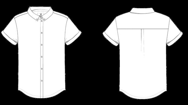 рубашка_мужская_Scenester